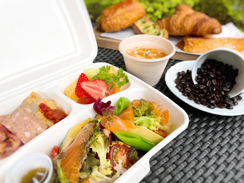朝食BOX ※写真はイメージ