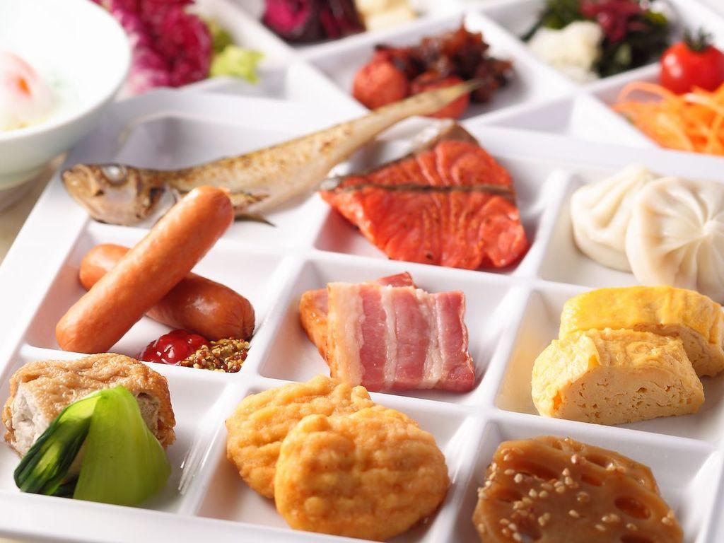 和洋ビュッフェ(朝食料理イメージ)