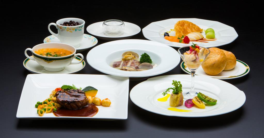 洋食ディナーコース