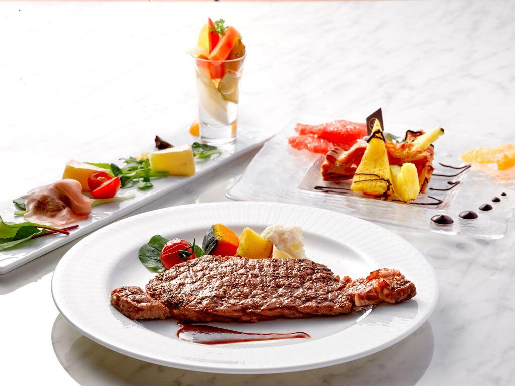 洋食ディナーコースイメージ