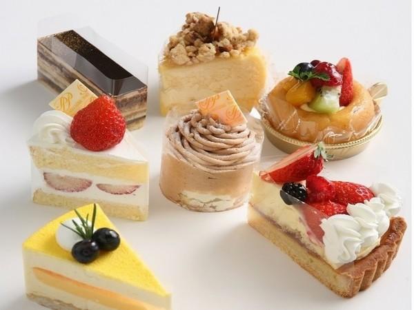 ティーラウンジ『セランド』のケーキ