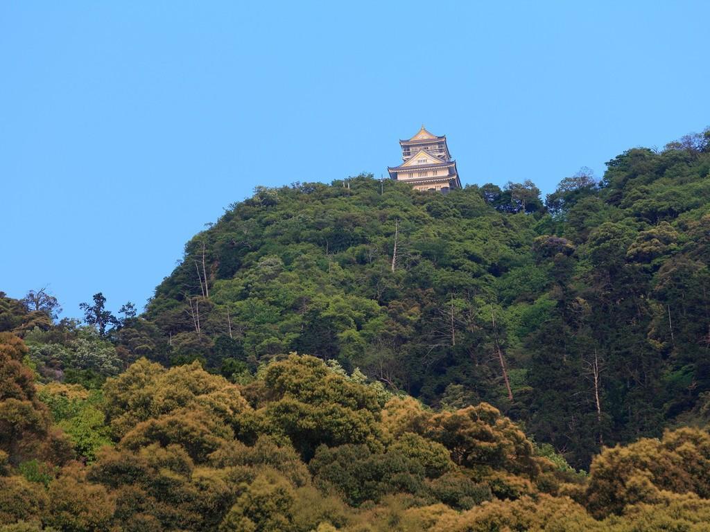 金華山で気持ちよくハイキングにチャレンジ!