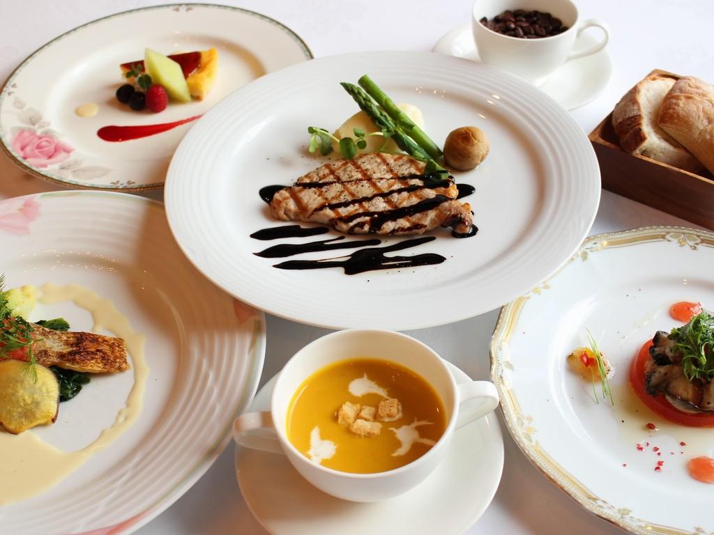健美食彩フレンチディナー