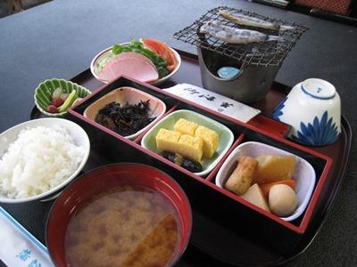 朝食・お膳