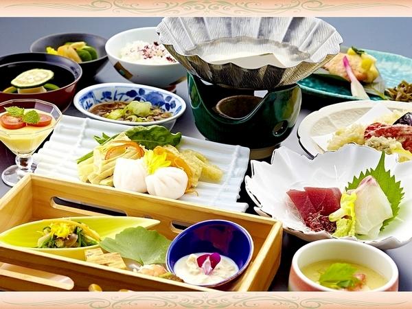 京風ミニ会席【四季の彩り】