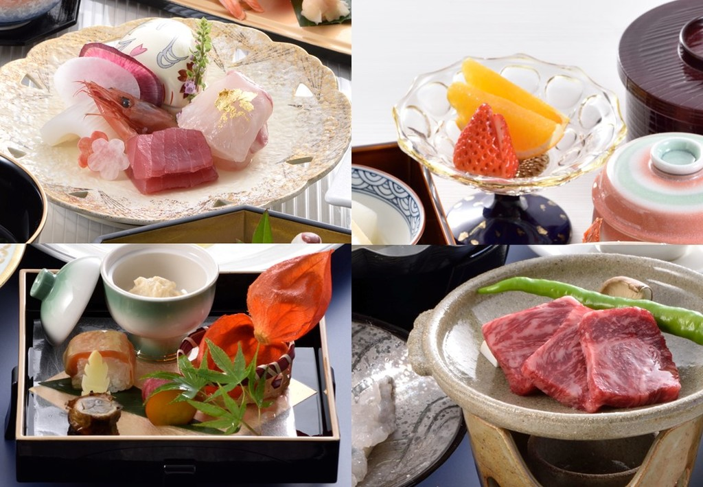 日本料理(特別メニュー)