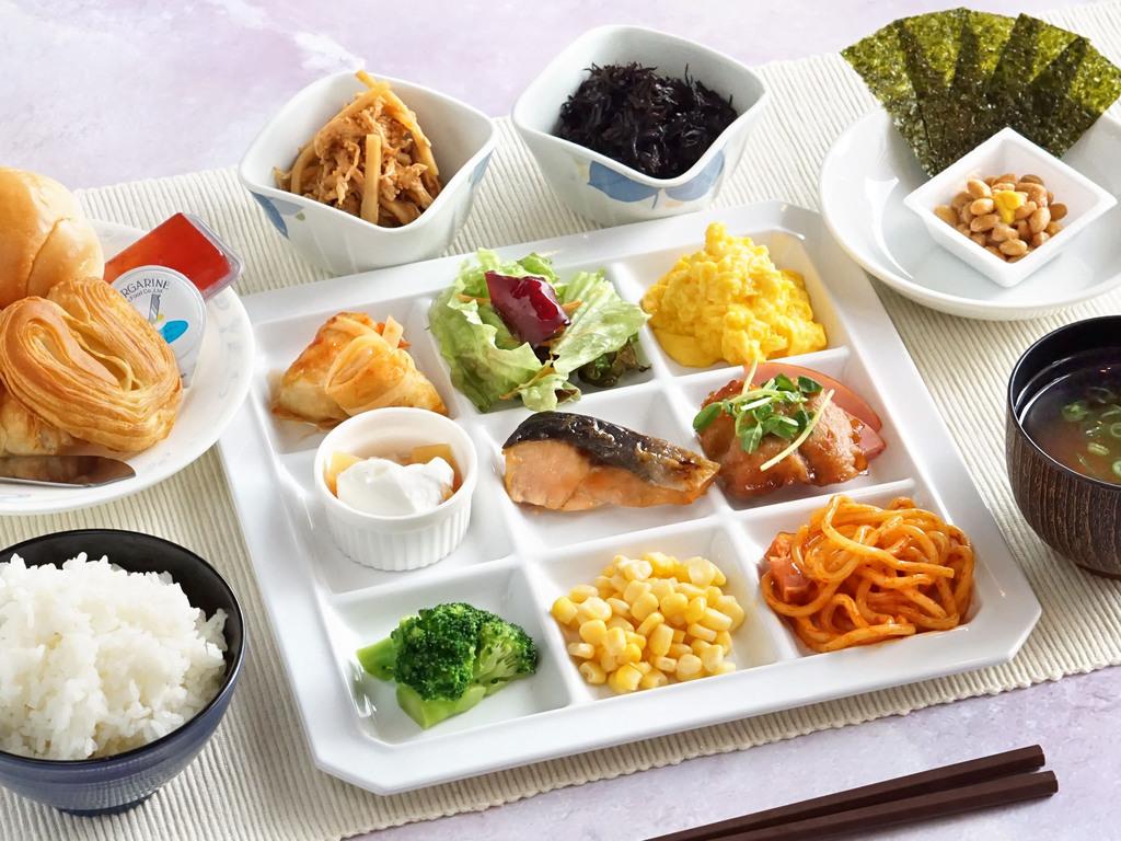 【レストラン】朝食バイキングイメージ