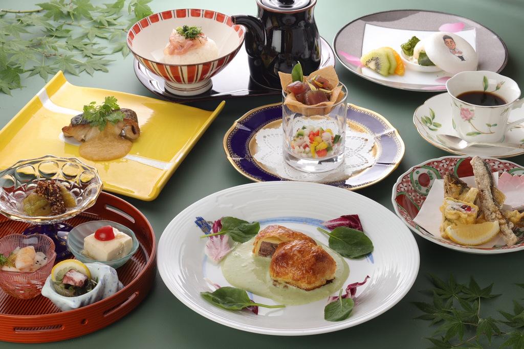 夕食「六甲コース」