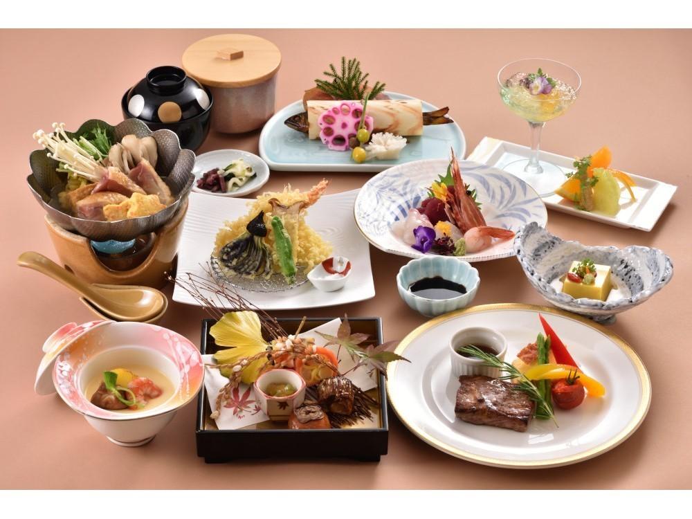 秋の味覚 夕食イメージ