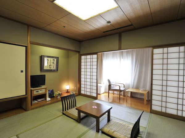 和室(部屋風呂あり/8畳・10畳)
