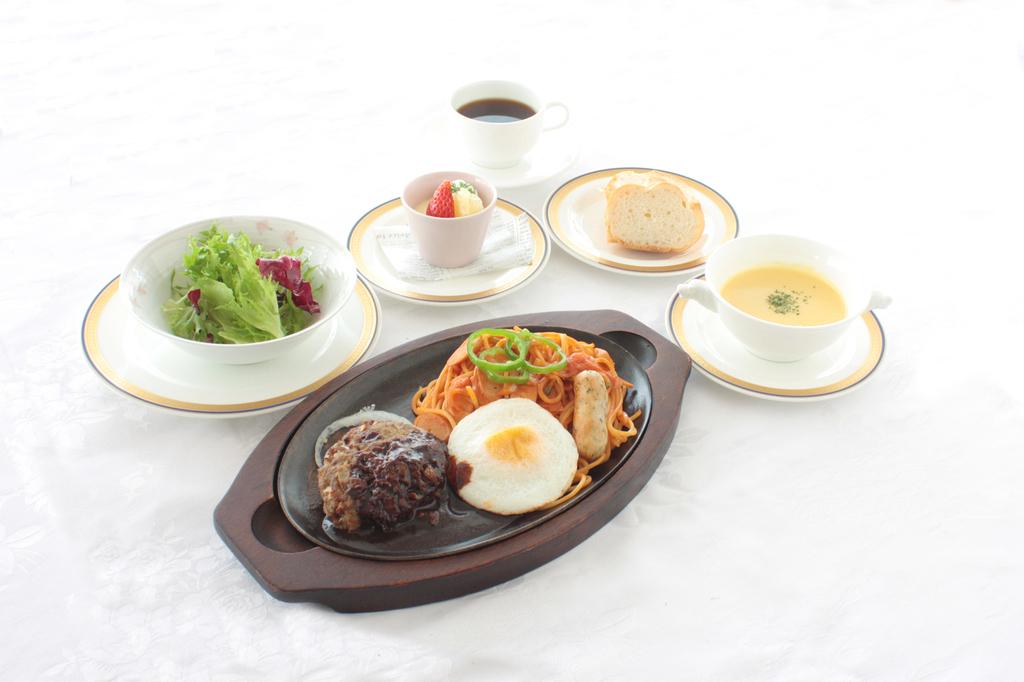 ご褒美ディナー(洋食の一例)