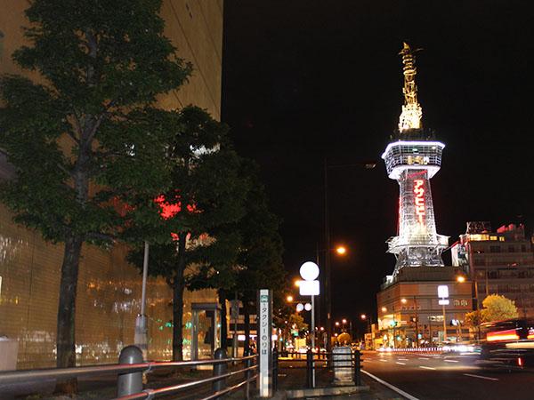 別府観光のシンボル「別府タワー」