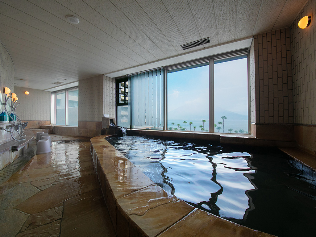 鹿児島は温泉