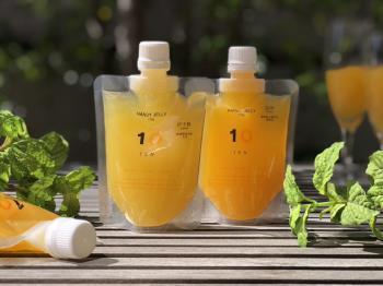 【夏プラン/素泊まり】みずみずしい美味しさをお届け♪柑橘ゼリー付き