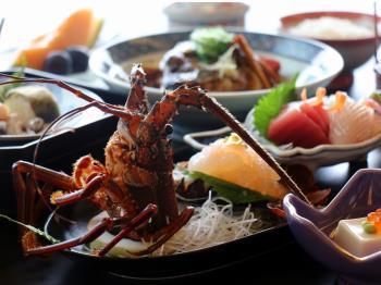 【1日1室限定】ご夕食は山上館『つやぶき』個室夕食プラン