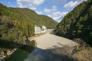 【川湯まつや】熊野古道ウォーク・観光にぴったり♪1泊2食バイキングプラン
