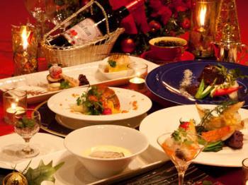 【12/13-25限定】大切なひとと過ごす星降る聖夜★クリスマススペシャルディナー付プラン♪