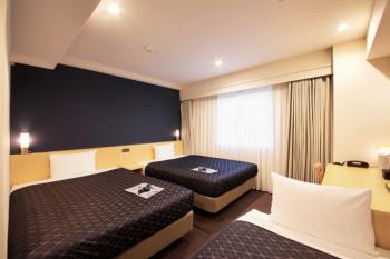 【Family Room for 4 Persons】 Superior Twin + 1 Extra Bed