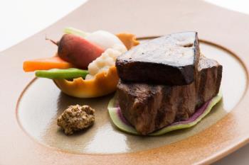 【アクティブシニア60割ホテル最上級イタリアン】A5等級佐賀牛を味わう至極のひととき美食の追求プラチナコースプラン