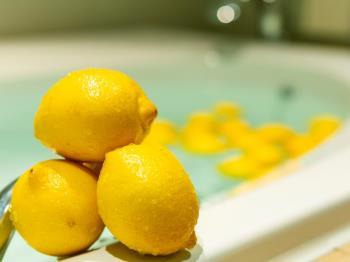 【お部屋でレモン風呂】瀬戸内フェア開催中!身も心もリフレッシュ♪(室料のみ)