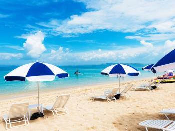 ◆◇今年探していたのはこの夏!◇◆沖縄本島に泊まって、離島のビーチで夏し放...