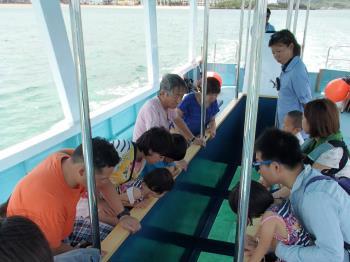 海中は自然の水族館☆グラスボートで海中遊覧を楽しもう♪ 2泊3日(ブッフェ朝食付)