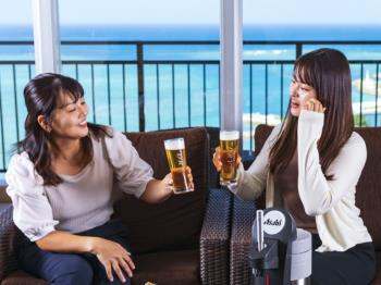 【お部屋で注ぐ生ビール】密を避け~広い客室で生ビールを愉しむ!卓上ビールサーバー付きプラン(朝食付)