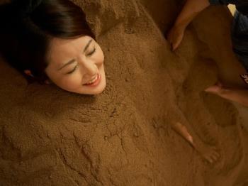 米ぬかでお肌つるつる♪酵素風呂パック【日帰り温泉+酵素風呂】