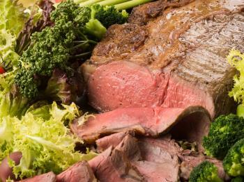 【1日5組限定】夕食:和食 ローストビーフ&カニ食べ放題♪初夏の特別和食プラン