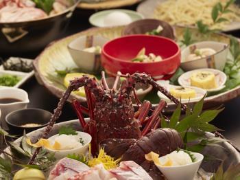 【9/1~10/31 夕食:和食】日頃のご愛顧に感謝を込めて。お得に伊勢海老を味わう!秋の特選プラン