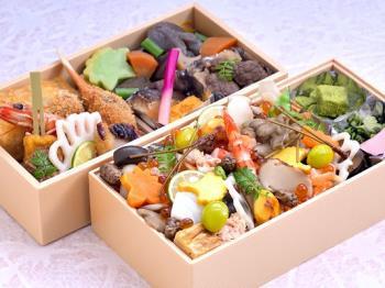 【人気のお弁当を部屋食でたのしむ】ホテルオリジナルお弁当付きプラン(夕朝食つき)