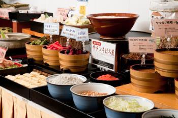 【郷土料理が自慢の朝食付プラン 6:30オープン】【日・月曜日限定】 大特価プラン