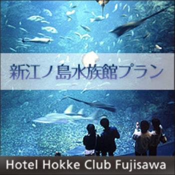 H光輝く海のファンタジー☆新江ノ島水族館プラン