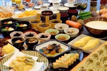 お得なほっくんポイントカード入会セット【郷土料理が自慢の朝食付 6:30オ...