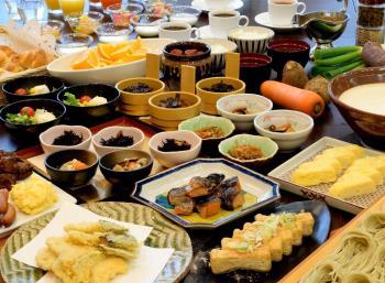 ◎◎早得7【日曜限定】朝食バイキングが+500円!