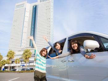 【朝食・ガソリン券付】宮崎へドライブ♪ガソリン券¥2,000分付