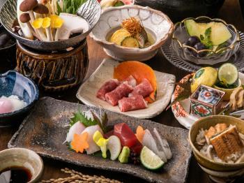 【夕食・朝食付】秋の収穫祭 !九州の米とあて「米九」秋のご馳走プラン
