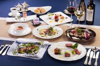 ■ご夕食4つ星記念■世界に1つだけのMENUをお好みに合わせた肉・魚料理を愉しむ特選フレンチ