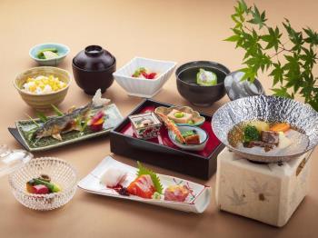 【特別企画!】第39回日本料理全国大会 国土交通大臣賞受賞プラン