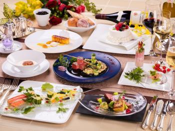 大切な記念日に忘れられない特別な贈り物を■お食事はお好みに合わせた高級食材をプロデュース
