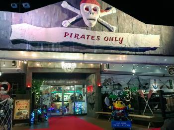 【グランイルミ4thシーズン入園券付】海賊レストランGRANTEIにて夕食BBQ付き1泊2食付プラン