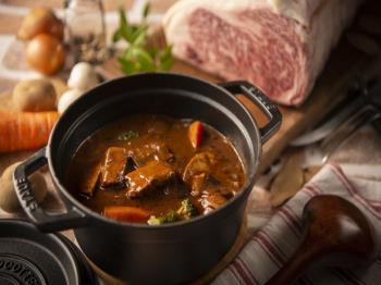 <公式ホームページ限定特典付>【早期予約60】ビーフシチューなど冬の美味しい贅沢ビュッフェ~レストランパレシオグランデ