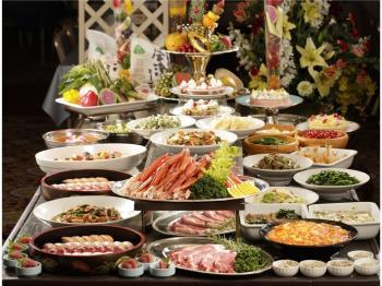 【直前割】本館コンドミニアム ライブキッチンが好評なディナーバイキング&朝食付プラン!