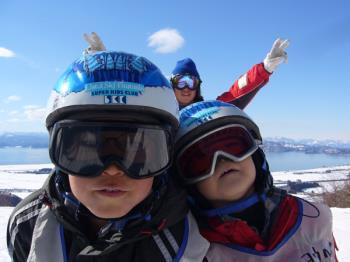 【小学生半額】パパ・ママ応援家族旅行!冬休みファミリープラン♪夕食には当館1番人気のバイキング!