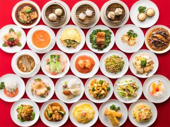 【GW期間は毎日開催】本格中国料理が食べ放題!テーブルオーダーバイキング1泊2食付プラン