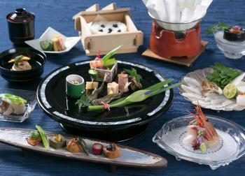 【1泊2食】京町屋「百足屋本店 おばんざい懐石コース~錦~」と人気のホテル朝食「ごちそう野菜の朝ごはん」付き