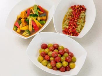 【大好評!ごちそう野菜の朝ごはん】夏の新メニュー6月15日スタート!<朝食付き>