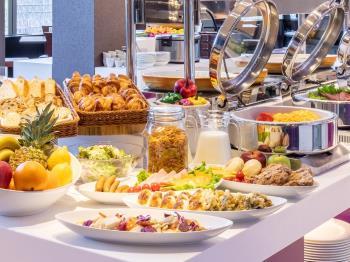【朝食6時30分~】ブエナビスタの美味しい朝食付き
