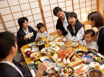 【選べるお祝い料理】家族の為の記念日★部屋食★賀寿・誕生日・退職・結婚等のお祝いに写真