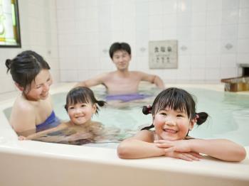 【乳幼児大歓迎/ファミリーに◎】<貸切温泉家族風呂付>ご家族でゆっくり登別温泉旅行♪バイキングプラン写真